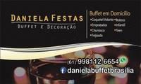 Logo de Daniela Festas Buffet