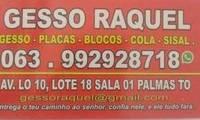 Gesso Raquel - Serviços e Distribuição em Palmas,TO