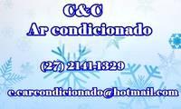 Logo de C&C Ar Condicionado em Balneário de Carapebus