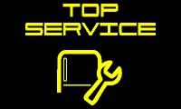 Logo de Top Service - Assistência Técnica e Conserto