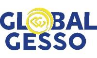 Logo de Global Gesso em Lírio do Vale