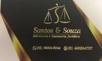 Logo SANTOS E SOUZA ADVOGADOS em Areal (Águas Claras)
