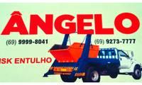 Logo Angelo Entulhos em Novo Horizonte