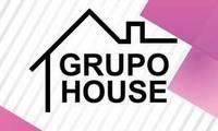 Logo de GRUPO HOUSE vidraçaria em goiânia