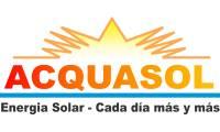 Logo de ACQUASOLRIO em Santo Cristo
