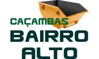 Logo de Caçambas Bairro Alto