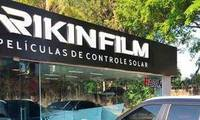 Logo de Rikin Insulfilm - Colocação de Insulfilme RJ em Barra da Tijuca
