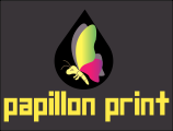Papillon Print
