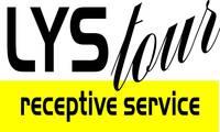 Logo de Lys Tour Receptive Service em Cocotá