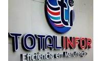Logo de Total Infor - Assistência Técnica Notebook - Dell Hp Acer Asus Apple em Asa Norte