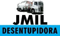 Logo JMIL Desentupidora e Dedetizadora em Roçado
