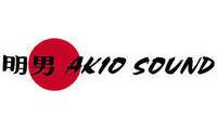 Logo de Akio Sound em Pinheiros