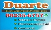Logo de Duarte Encanamentos e Manutenções