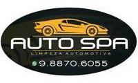 Logo de AUTO SPA LAVAGEM A SECO em Monte Santo