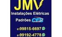 Logo de JMV ELETRICISTA PADRÃO CEB ELETRICISTA 24h BRASILIA