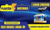Plantão Baterias 24 Horas - Baterias Automotivas e Estacionárias - Palmas, TO