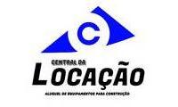 Logo de CENTRAL DA LOCAÇÃO - Escoras metálicas, Andaimes e Betoneiras em Tabuleiro do Martins