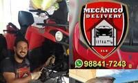 Logo de Mecânico Delivery SLZ em João Paulo