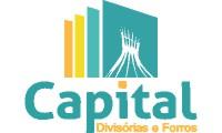 logo da empresa Capital Divisórias e Forros