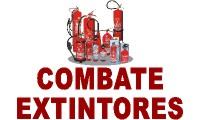 Logo de Combate - Loja de Extintores de Incêndio