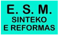 Logo de Emerson Sinteko E Reformas em Mangueira