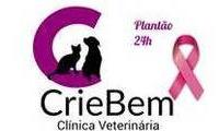 Logo de Criebem Veterinários em Glória