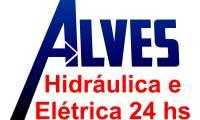 Logo de Alves Hidráulica E Elétrica 24hs em Rio Sena