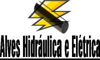 Logo Alves Hidráulica E Elétrica em Comércio