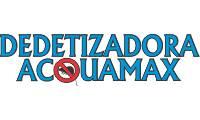 Logo de Acquamax Dedetizadora