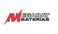 Logo de Mega Bat Baterias em Centro