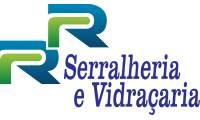 logo da empresa RR Serralheria e Vidraçaria