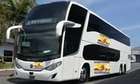 Logo Ônibus de Viagem em Jacaré