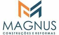 Logo de Magnus Construções em Betânia