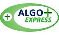 Logo de Algo + Express Entregas