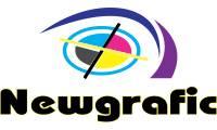 Logo de Newgrafic em Pedreira