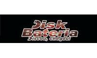 Logo de Disk Baterias em Plano Diretor Sul