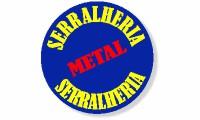Logo de Vidraçaria & Serralheria Metal Serralheria 24 hs