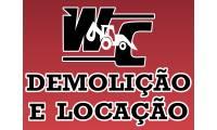 Logo de Wc Demolição Limpeza de Terreno em João Pessoa