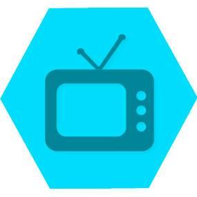Gen eletronico blue hexago