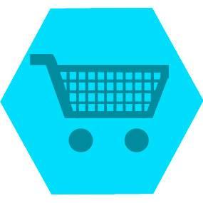 Gen mercado blue hexago