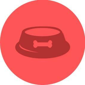 Gen pet red circle